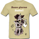 Bialetti Moka Pot Coffee Express Italy T-shirts